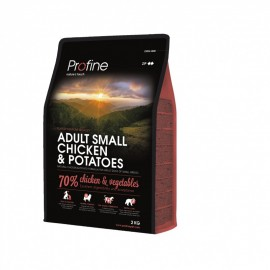 PROFINE ADULT SMALL BREED CHICKEN & POTATOES