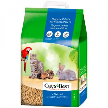 "Képtalálat a következőre: ""cats best the power of nature universal pellet"""