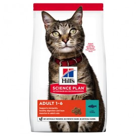 HILL'S SP CAT ADULT ATUN