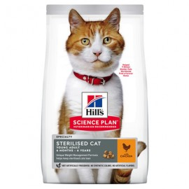 HILL'S SP STERILISED CAT YOUNG ADULT CHICKEN