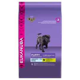 EUKANUBA PUPPY LARGE BREED CHICKEN