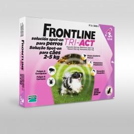 FRONTLINE TRI-ACT 2-5 KG. 3P