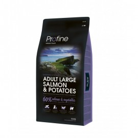 PROFINE DOG ADULT LARGE SALMON & POTATOES