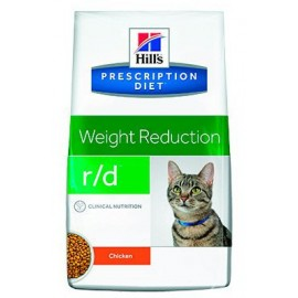 HILL'S PD CAT R/D WEIGHT REDUCTION CHICKEN