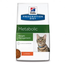 HILL'S PD CAT METABOLIC WEIGHT MANAGEMENT