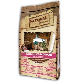 NATURAL GREATNESS SENSITIVE INDOOR - ADULT CAT - ALL BREED (RECETA SENSITIVE INDOOR)